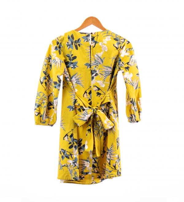 Rochie cu imprimenu floral